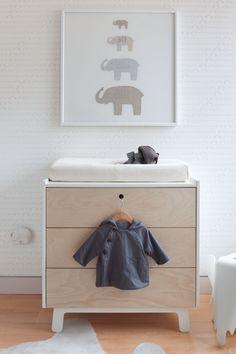 elephants  #oeufnyc #dresser #nursery #baby