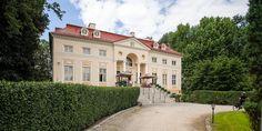 Pow. wrocławski, gm. Kąty Wrocławskie, Samotwór; Pałac — Foto Kriskros