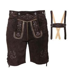 Get Ready For the Oktoberfest with Oktoberfest Costumes Oktoberfest Outfit, Oktoberfest Beer, Leather Fabric, Suede Leather, Cowhide Leather, Kevlar Jeans, Kilt Accessories, Scottish Clothing, Lederhosen