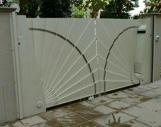 Fan-Gate cancello a ventaglio, www.ferro-battuto.net