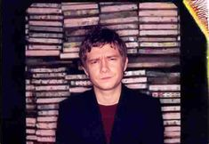 """Music is such a personal thing, such a lucky thing. When a song hits you, if it catches you, the stars have to be aligned. If you hear it at the wrong time or at the wrong age, you're never going to fucking get it.""- Martin Freeman"