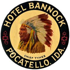 Hotel Bannock - Pocatello Idaho : USA Very nice hotel