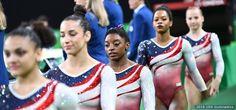 Relive The U.S. Women's Gymnastics Team's Victory Through Photos