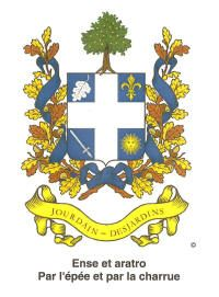 Armoiries des Desjardins Sainte Therese, Symbols, Bird, Signs, Decor, Coat Of Arms, Icons, Novelty Signs, Birds