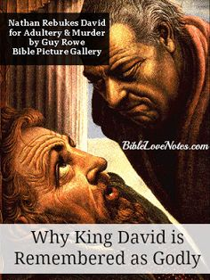 king david and his relationship with god