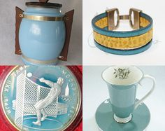 Blue Tuesday! by Dr. Erika Muller on Etsy--Pinned with TreasuryPin.com