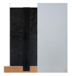 Eduardo Sued - Sem título, 2007 | Óleo sobre tela | 237 x 183cm