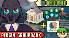UNTURNED - PLUGIN GROUPBANK + INSTALAR MYSQL Y HEIDISQL (APRENDAMOS CON ...