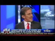 THANK YOU Geraldo for saying RAP MUSIC has hurt young African Americans MORE than racism!! » The Right Scoop -