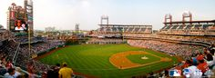 Philadelphia Phillies Stadium Facebook Covers