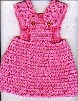 """Jumper, for 18"""" doll crochet free"""