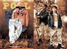 JOBS: Proposta Conceito Outono Inverno Infantil - Riachuelo