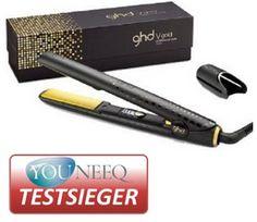 Glätteisen Test 2014 GHD Gold Classic Styler Testbericht