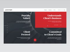Lawfirm — Values Screen