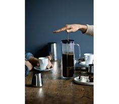 WMF - Zaparzacz tłokowy do kawy, kawiarka Coffee Time 0,75 l + 2 filiżanki, kawa filiżanka