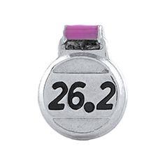 Origami Owl Custom Jewelry | 26.2 Full Marathon Medal Charm