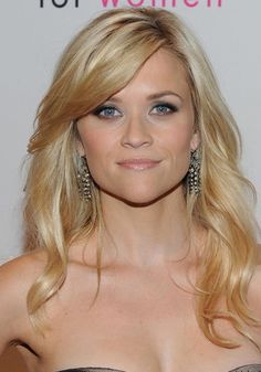Reese Witherspoon's hair-- beautiful Love the hair & makeup
