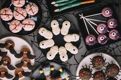 7 Sweet & Easy Treats to Make for Halloween | Ever & Ivy