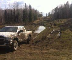 www.CustomTruckPartsInc.com  #mudlife  #mudder #trucks  #pickuptruck #truckpics  #mudtruck Dodge Trucks, Pickup Trucks, Muddy Trucks, Vehicles, Life, Car, Vehicle, Ram Trucks, Tools