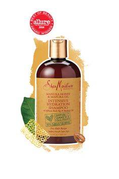Natural Hair Care | Sulfate Free | Intensive Hydration Shampoo | Manuka Honey & Mafura Oil A Better Way to Beautiful Since 1912.