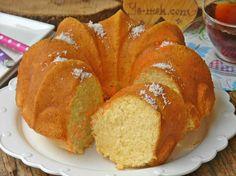 Hindistan Cevizli Limonlu Kek Resimli Tarifi - Yemek Tarifleri