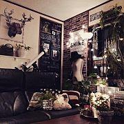 ニトリ/りんご箱/DIY/床の間/和室を改造/男前も可愛いも好き…などに関連する他の写真