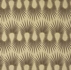 "printed linen fabric, ""Hedgehog"" in Putty Black. by Neisha Crosland"