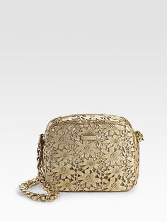 kate spade: kate spade laser-cut leather....... GORGEOUS