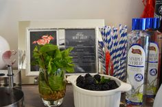 Kentucky Derby Party & FREE Printables   The MIAMI Rose   Sparkling Blackberry Mint Julep