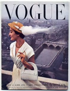 Photo by Robert Doisneau, Vogue UK, June 1951
