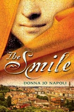 If you like romantic historical fiction, try the YA book THE SMILE by Donna Jo Napoli. THE SMILE tells the story of Elisabetta (immortalized as DaVinci's Mona Lisa) and her love for Giuliano de Medici, youngest son of the most powerful family in Florence. Ya Books, Great Books, Books To Read, Mona Lisa Portrait, Science Fiction, Mona Lisa Smile, Famous Portraits, High Renaissance, Romance