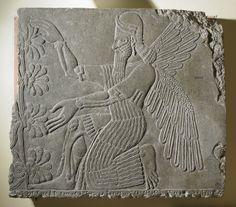 Assyrian, ca. 860 B.C., Boston Museum of Art