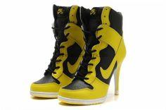 low priced 562c5 15d38 New Style Schwarz Pink Frauen Nike Shox Experienc Superb Nike High Heels  Bestellen Deutschland Deutschland