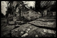 Old alley - An old alley at Plaka Urban Photography, Street, City Photography, Walkway