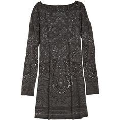 44624e8984 CALYPSO St. Barth Savvy Embellished Knit Dress