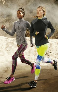 Fashion shoes on running gear and ideas fitness, gym wear y Nike Running Gear, Running Tights, Running Shoes, Running Workouts, Cardio Workouts, Running Style, Running Wear, Trail Running, Athletic Outfits