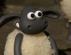 You'll never baahlieve just how much work went into Aardman Studios' latest fluffy tale...