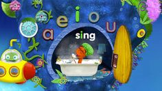 This Tiggly Submarine for iPhone app would assist your child understands simple words and short vowel sounds. You could professionally explore the sea by tapping, dragging Tiggly and their submarine around.