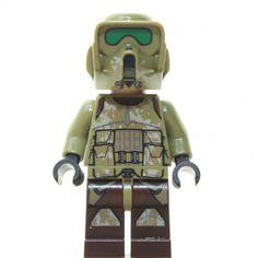 Clone Trooper Scouts Set:  75035 - Kashyyyk Troopers sw518- (2014)