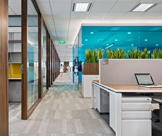 Clifford Chance Office by Space Matrix in Singapore