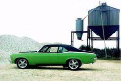 This is my 1970 Nova.