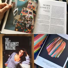 The Protagonist Magazine, Dec 2018. A short article about my work. To purchase visit https://boutiquemags.com/products/the-protagonist
