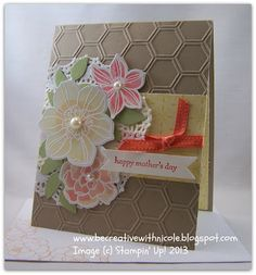 Be Creative With Nicole: See it Again Saturday: A Secret Garden  Pop Up Card
