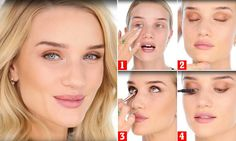 Now YOU can look like Rosie Huntington-Whiteley