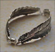The Feather Bracelet -