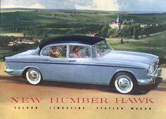 Humber Hawk - my grandfather had two - wish I had kept one
