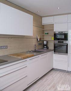 Moderní kuchyně inspirace - Byt v Křenovicích   Favi.cz