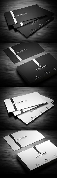 Another Beautiful and Inspiring Business Card. Discover More Cool Business Cards on Our Boards!!! #business #cards