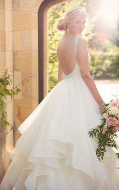 Wedding Ball Gown I Essense of Australia