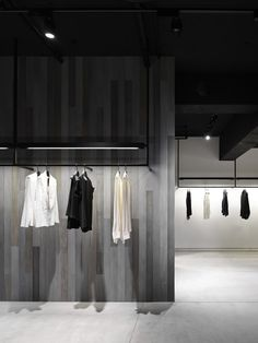 Theory store in Tokyo by Nendo